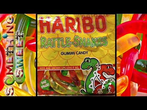 Something Sweet for *Charity* Haribo -Rattle-Snakes