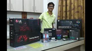 BEST 1 LAKH BUDGET GAMING  PC[1070 TI ,INTEL]