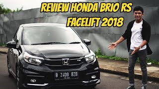 REVIEW HONDA BRIO RS FACELIFT 2018