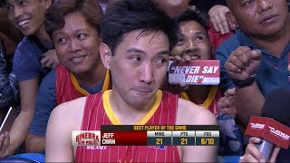 Best Player: Jeff Chan | PBA Commissioner's Cup 2018