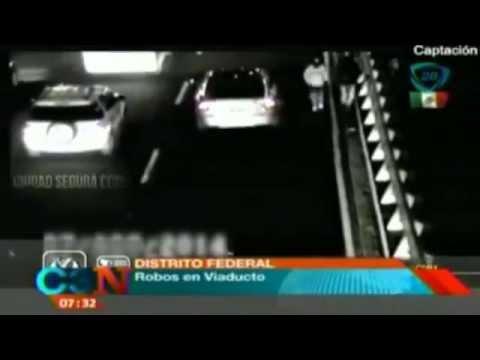 IMPRESIONANTES IMÁGENES: Robo en periférico; delincuentes fueron detenidos (VIDEO)