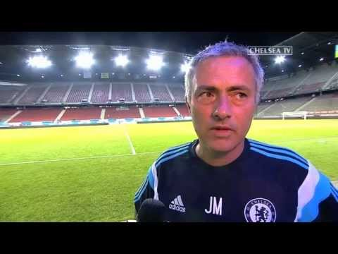 Reaction: Mourinho on RZ Pellets