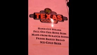 Texas Roadhouse Roadkill Dinner Review