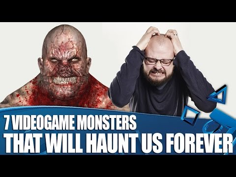 7 Terrifying Videogame Monsters That Will Haunt Your Nightmares Forever