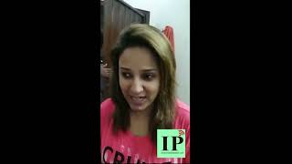 Actress Sidra Noor Take U Turn