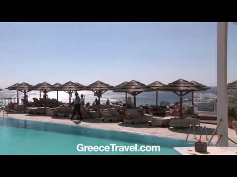 Greece Travel: Myconian Ambassador: Mykonos Hotel
