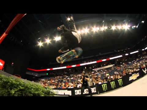 Street League 2012: Chevy Overdrive Teaser
