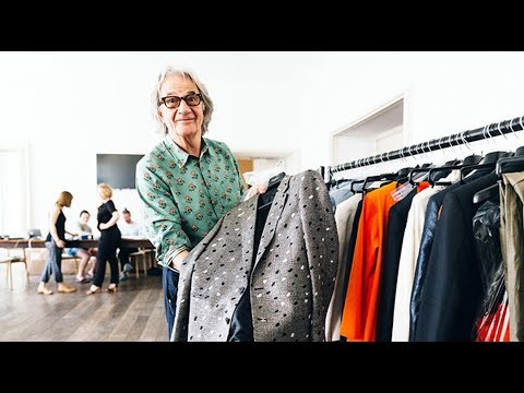Paul Smith | Fashion designer | Glamour Diaries | Fashion Files