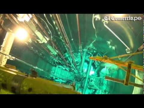 Conozca el único reactor nuclear con que cuenta el Perú.flv