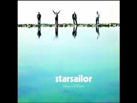 Starsailor - Silence Is Easy(Album Completo)