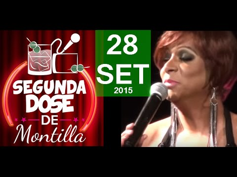 28/09/15 - Segunda DOSE de MONTILLA com Silvetty Montilla e convidados.