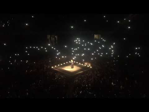 Adele - Intro + Hello (Adele Live 216 Tour - Live from Lisbon/Portugal) @ Meo Arena