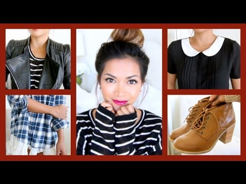 FALL FASHION HAUL! ♡ Zara Urban Outfitters Forever 21 H&M! -...