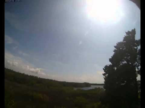 Cloud Camera 2015-07-30: Pasco Energy and Marine Center