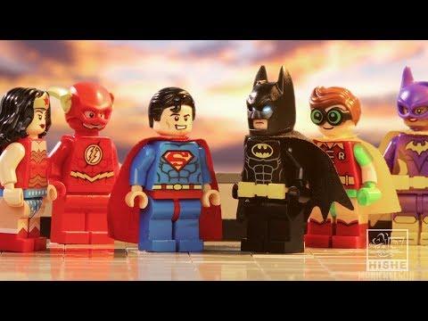 """Как следовало закончить фильм """"Лего Фильм: Бэтмен"""" (Русская озвучка Nickelson)"""