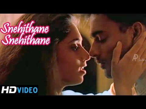 Snehithane Snehithane Video Song | Alaipayuthey Tamil Movie | Madhavan | Shalini | AR Rahman
