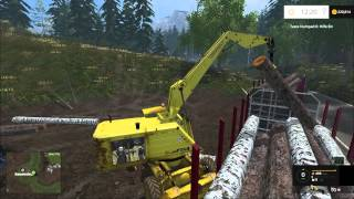 Farming Simulator 15 - Rockwood Logging - EP:6