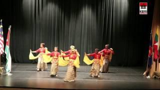 Download Lagu Tarian Manuk Dadali oleh KBRI Amman pada The 50th Anniversary of ASEAN Gratis STAFABAND