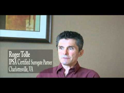 ... Professional Surrogates Association) explain surrogate partner therapy, ...