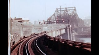 "The New York Central in ""New York Calling"" (1950)"