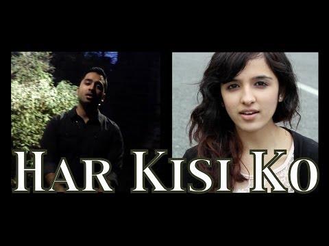 Har Kisi Ko - Boss (Arijit Singh Neeti Mohan) | Cover by Shirley...