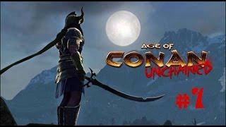 Age of Conan: Unchained-Пробуем играть некромантом