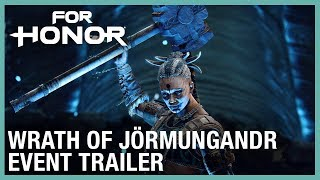 For Honor: Wrath of Jörmungandr | Cinematic Trailer | Ubisoft [NA]