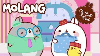 Molang compilation #1 - #MyBestFriend - Cartoon for kids