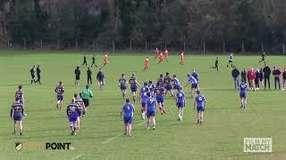 Hayden Brock - Rugby Scholarships - March '18