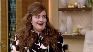 Aidy Bryant Talks About Meeting Her Husband