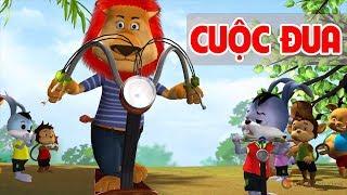 Phim hoạt hình 3D mới nhất - CUỘC ĐUA - Phim hài hước nhất - Hoạt hình Việt Nam Hay Nhất 2017