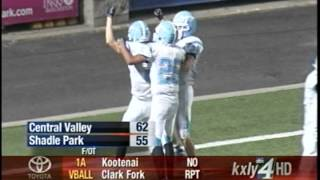 Amazing 67-yard Field Goal By Central Valley Kicker Austin Rehkow