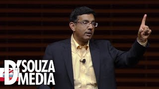 FULL VIDEO: Stanford's smartest leftists show up to battle D'Souza