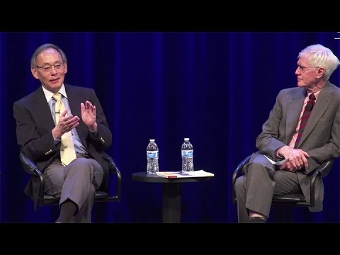Steven Chu: The Politics of Clean Energy in China and the US