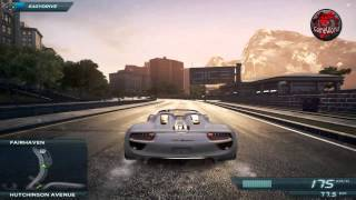 Need For Speed Most Wanted 2012 |Gameplay| [II X4 631 & HD6450 1GB] HD