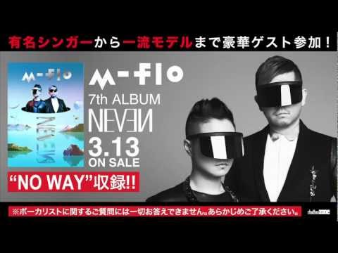 m-flo / NO WAY (Short.Ver / Sound Only�