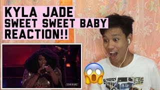 Download Lagu Kyla Jade - Sweet Sweet Baby (Since You've Been Gone) | The Voice 2018 Top 11 (REACTION) Gratis STAFABAND