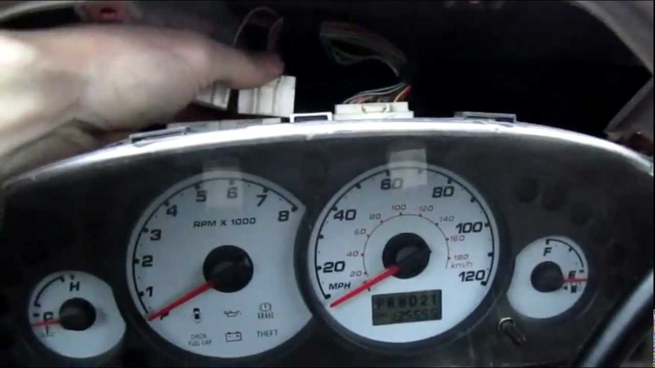 2007 Mustang >> How To Remove The Chime/Buzzer From Ford Trucks (2000s Era) - YouTube