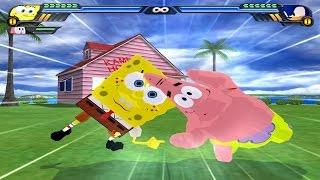 SpongeBob and Patrick Fusion | Bobtrick Star-Pants | DBZ Tenkaichi 3 (MOD)