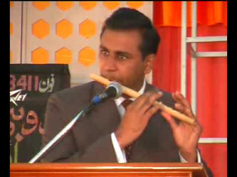 Dhola Azlan Toon Reshman Teri On Flute By M. Imran Khan Rag Klawati video