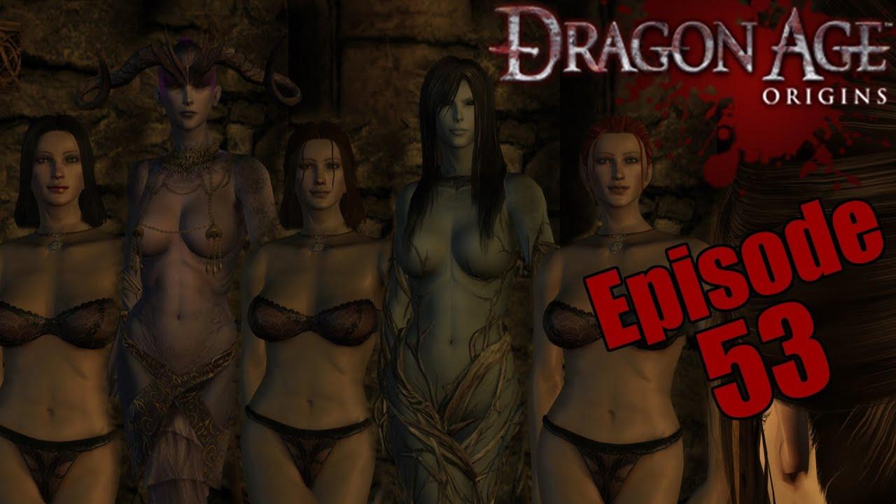 Dragon age mods adult nackt scenes