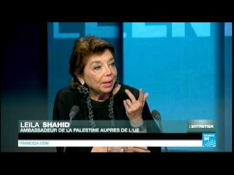 Fatah - Hamas, une vraie réconciliation ? Leila Shahid, ambassadeur de la Palestine auprès de l'UE