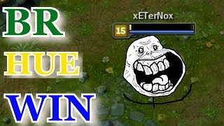 League of Legends - BR HUE WIN