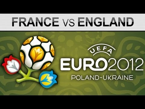FIFA 12 Euro 2012 France vs England Part 1 (HD 720p)