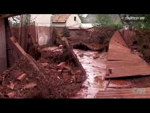 TOXIC MUD KILLS IN HUNGARY