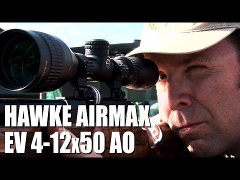 Hawke Airmax EV 4-12x50 AO - review