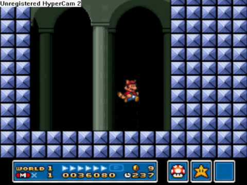 secretos de mario bros 3 (world 1 y 2)