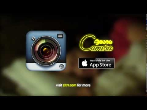 'Joy of iPhone Photography' with Zitrr Camera - An iPhone Camera App