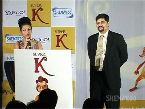 Super K - Film Launch - Hit Kids Animation Movies video