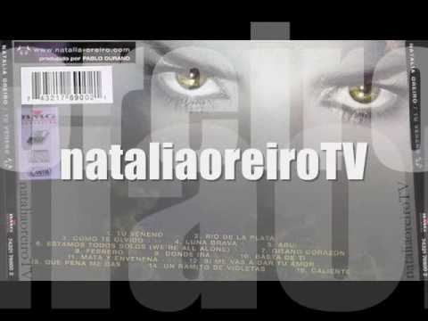 Natalia Oreiro Estamos todos solos We´re all alone